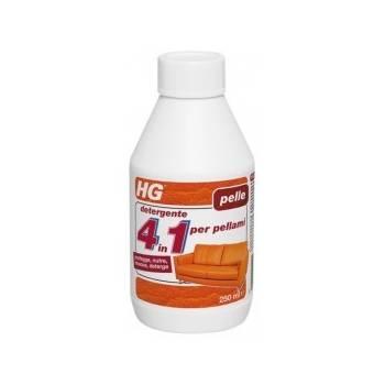 HG detergente 4 in 1 per pellami 250 ml