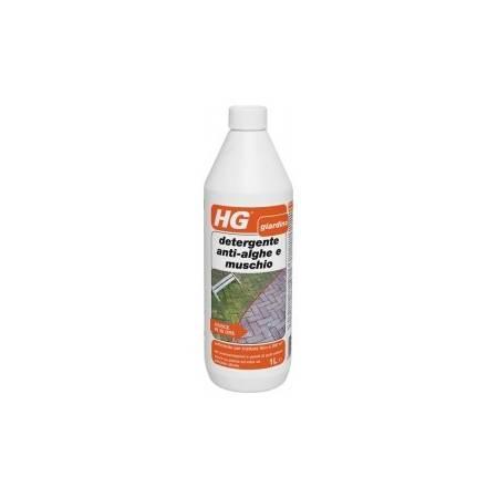 HG detergente anti-alghe e muschio 1lt