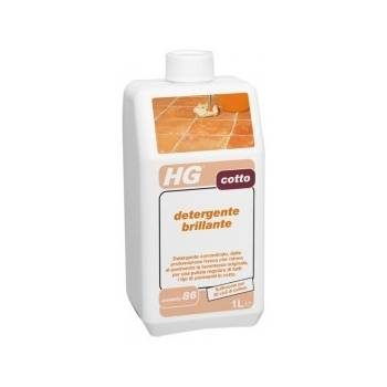 HG detergente brillante per cotto 1lt