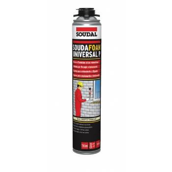 Soudal Polyurethane Foam Fix & Fill - Mounting & Insulation