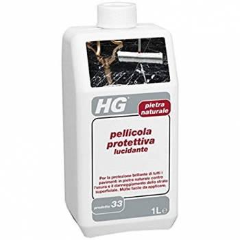 HG pellicola protettiva lucidante per pietra naturale 1 lt