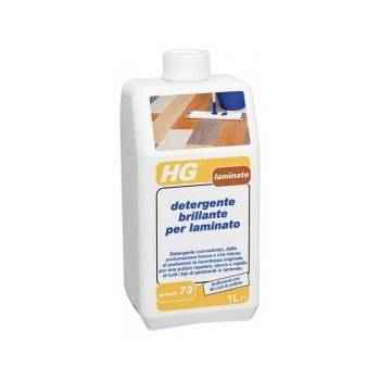 HG detergente brillante per laminato 1lt