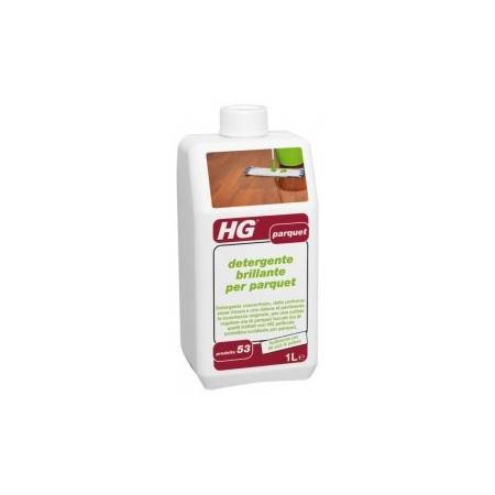 HG bright parquet cleaner 1lt