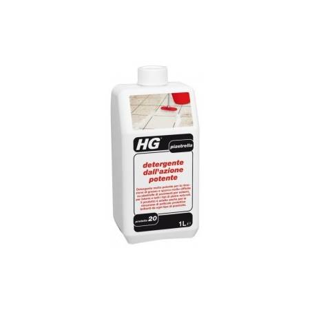 HG cleanser powerful action for tiles 1 lt