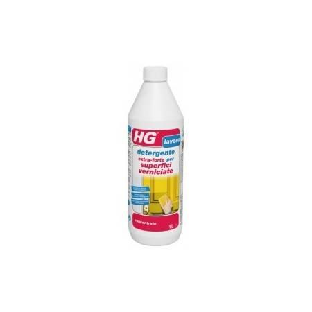 HG extra fuerte limpiador para superficies barnizadas 1 lt