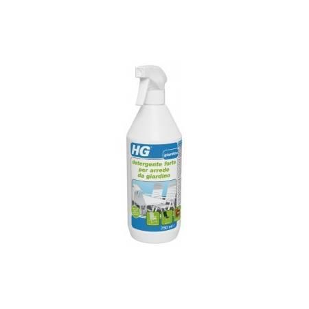 El detergente fuerte HG para muebles de jardín de 750 ml