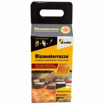 Risanaterrazze KIT&BOX lt.1 Icobit