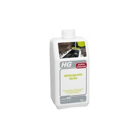 HG strong detergent for natural stone 1 lt