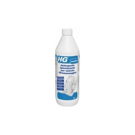 HG detergente igienizzante per vasche idromassaggio 1Lt.