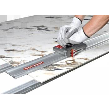 FLASH LINE 3 - COMPLETE CUTTING SYSTEM FOR PORCELAIN STONEWARE TILES AND SLABS FROM 0 TO 340 CM