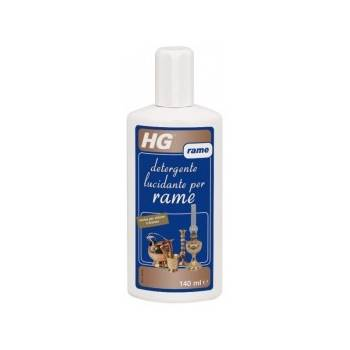 HG detergente lucidante per rame 140 ml