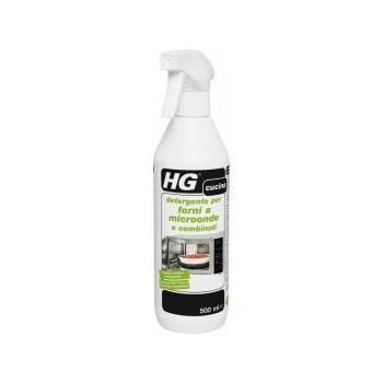 HG detergente per forni a microonde e combinati 500 ml