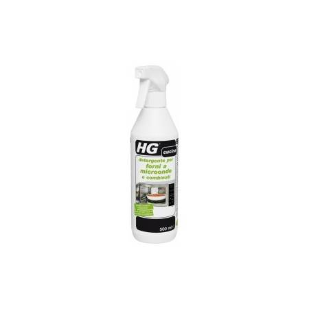 HG cleanser for microwave ovens and combined 500 ml