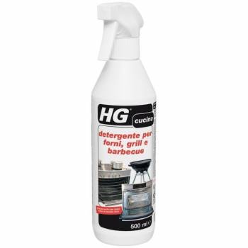 HG cleanser for ovens, grill and barbecue 500 ml