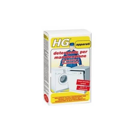 Mantenimiento de HG limpiador para lavadora y lavavajillas 2x100gr