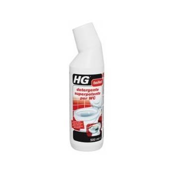HG detergente superpotente per WC 500 ml