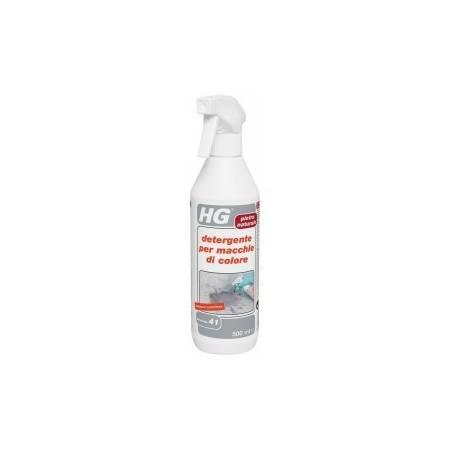 HG detergente per macchie di colore su pietra naturale 500 ml
