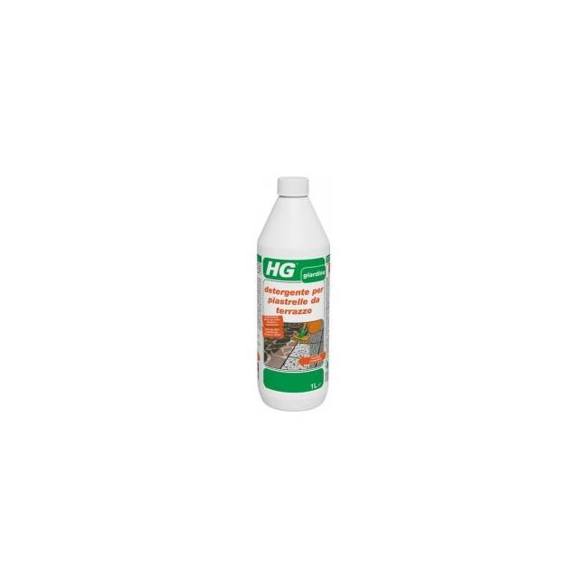 Hg detergente per piastrelle da terrazzo for Piastrelle terrazzo