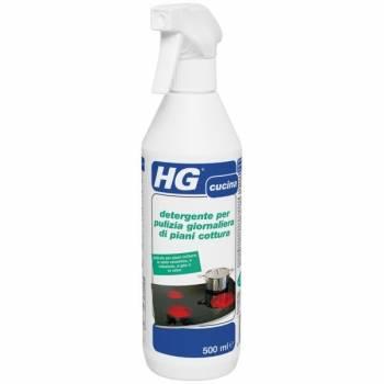 HG detergente per pulizia giornaliera di piani cottura 500 ml