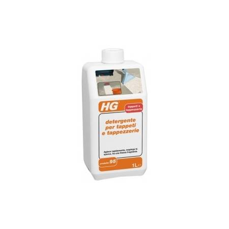 HG carpet and upholstery cleaner 1 lt