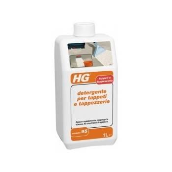 HG detergente per tappeti e tappezzeria 1 lt