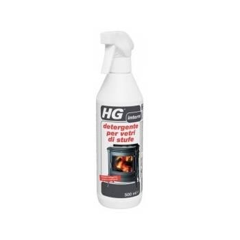 HG detergente per vetri di stufe 500 ml