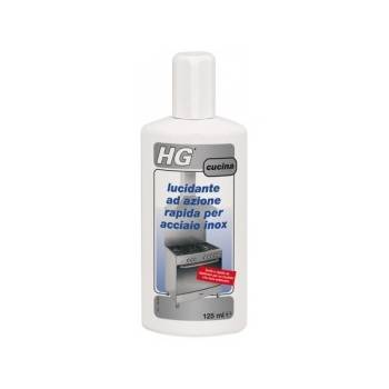 HG à action rapide à polir pour acier inoxydable, 125 ml