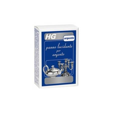 HG panno lucidante per argento