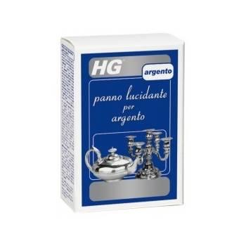 HG Silber-Poliertuch