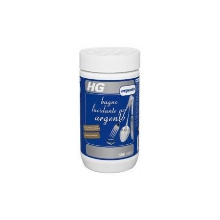 HG lucidante per argento 650 ml