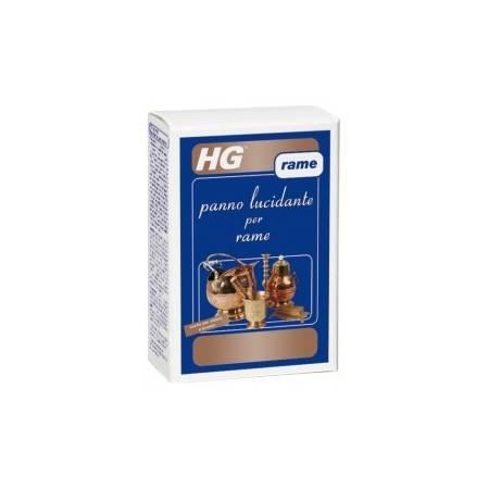 HG cobre paño de pulido