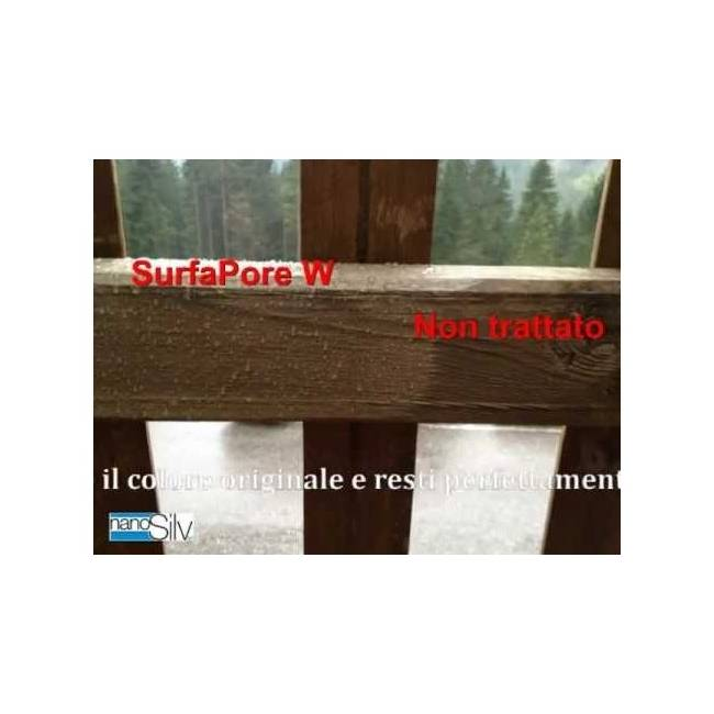 impermeabilizzante per legno