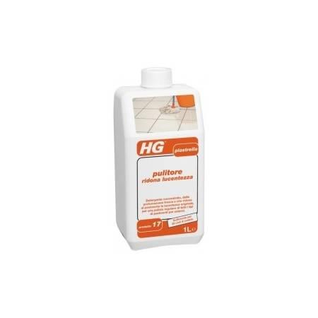 HG pulitore ridona lucentezza per piastrelle 1 lt