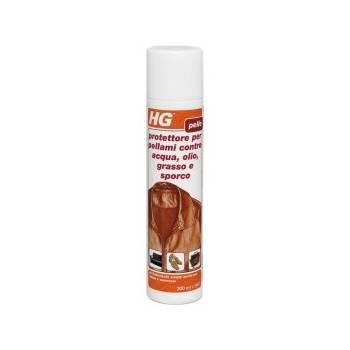 HG protettore per pellami contro acqua, olio, grasso e sporco 300 ml