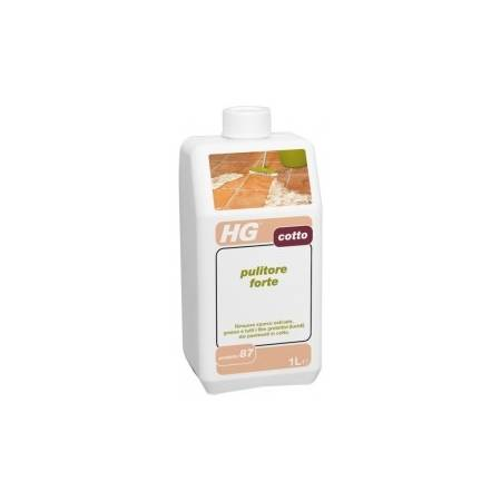 HG pulitore forte per cotto 1 lt