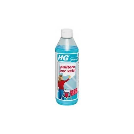 HG pulitore per vetri 500 ml