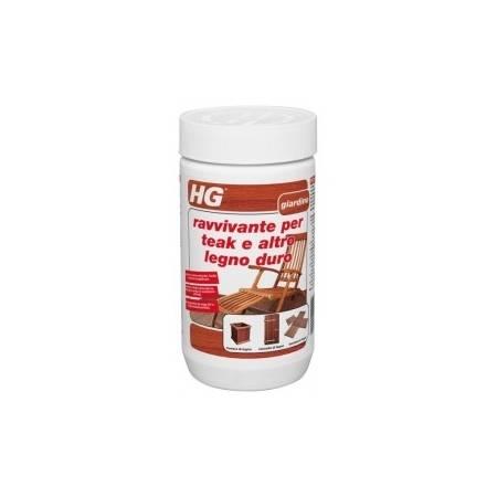 HG ravvivante per teak e altro legno duro 750 ml