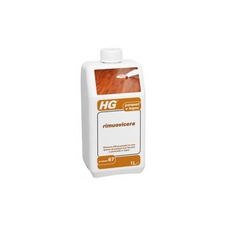 HG rimuovicera per legno e parquet 1 lt