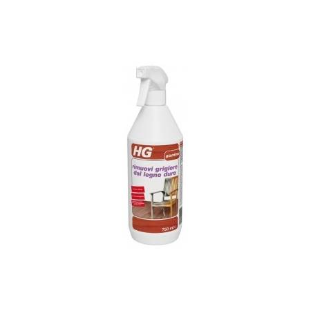 HG quitar matidez de madera 500 ml