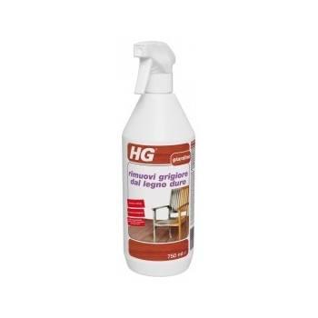 HG enlever la matité du bois dur 500 ml