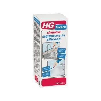 HG rimuovi sigillature in silicone 100 ml
