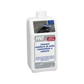 HG entfernen Schleier über Zement Kleber 1 lt