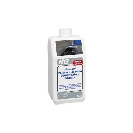 HG remove veils of cement Glue 1 lt