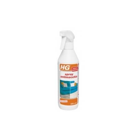 Pulvérisation de tache de HG