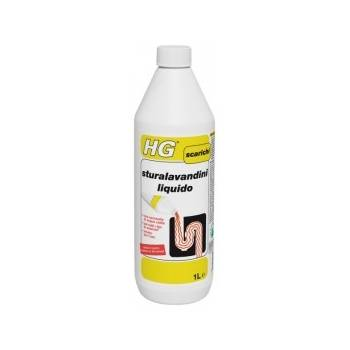 HG desagüe líquido limpiador 1 lt