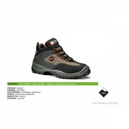 Seguridad zapatos Fox Nu LottoWorks
