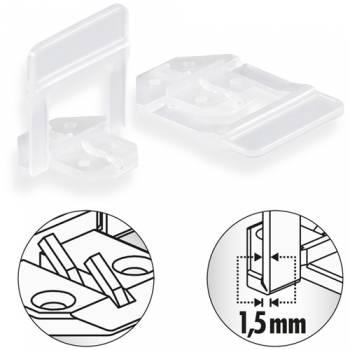 Basi 3D RLS Distanziatori Livellanti Raimondi 3/12 mm