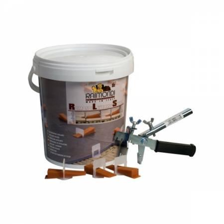 kit rls pour carrelage de raimondi. Black Bedroom Furniture Sets. Home Design Ideas