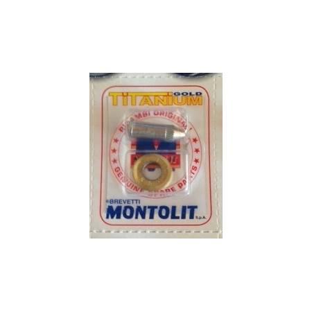 Rueda de titanio grabado para cortadoras de azulejos Montolit P2-P3
