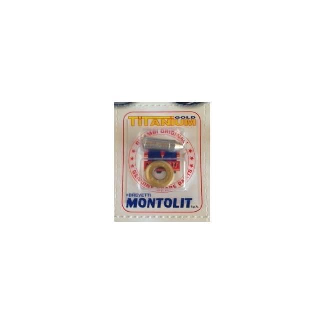 Titanium Incision Wheel 245t For Tile Cutter P2 P3 Montolit